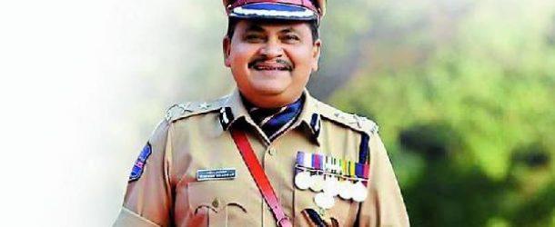 Image Represents The IPS Mahesh M. Bhagwat.