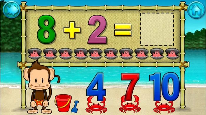 Maths Activity For Preschoolers.