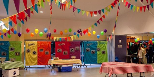 Kindergarden Carnival Party Decorations