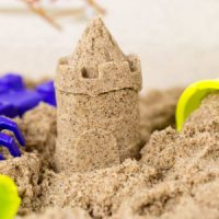 Kinetic Sand For Preschoolers