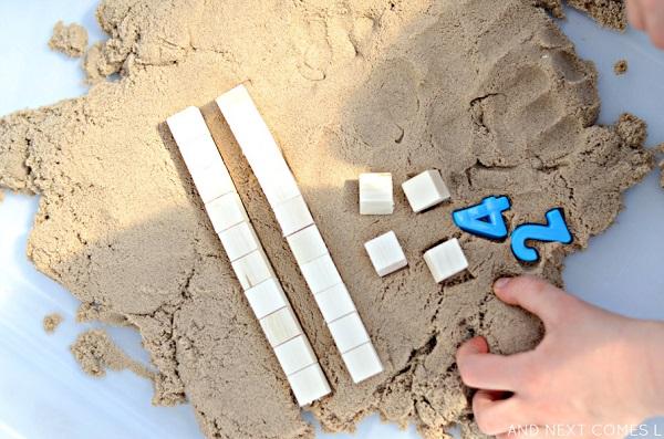 Kinetic Sand Activity